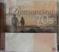 TIME LIFE: Romancing the 70s - You Needed Me - Various Artists(2 CD) Brand NEW