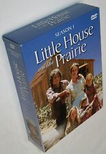 Little House on the Prairie Season 1 - 23 Episodes 6 Dvds VG Condition 19 Hours