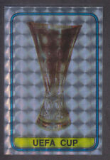 Panini - Football 86 - # 291 UEFA Cup