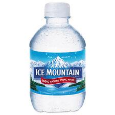 Ice Mountain Natural Spring Water 8 oz Bottle 48/Carton 967705