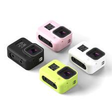Für gopro hero 8 sport video kamera zubehör weichen silikon schutzhülle