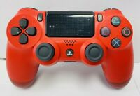 Magma Red Wireless Controller DualShock 4 for Sony PlayStation 4