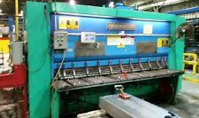 """1/2"""" x 10' Year 2000 Cincinnati Hydraulic Shear - Fabrication Equipemnt"""