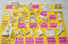 Plastiche I3 Rework - PLA - Prusa Reprap 3D printer - frame - hardware I3R