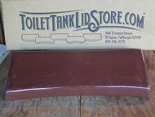 Kohler K 4530 Toilet Tank Lid Swiss Chocolate K-4530 81180 Discounted 18D