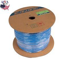 Japanese Canare DA206 110 Ohm AES/EBU Digital Audio Cable BLUE whole roll 200m