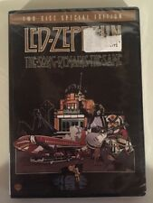 LED ZEPPELIN - THE SONG REMAINS THE SAME (2 DISC DVD) NEW! Free Ship in Canada!