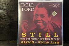"Emile Ford - Still (7""EP)"