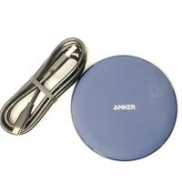 Anker Power Wave Pad A2503 Navy Blue Wireless Charger