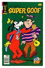 Walt Disney's Super Goof #48 (Gold Key) VF8.9
