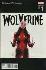 Marvel Comics - All-New Wolverine # 1 - Hip Hop Cover - High Grade Copy