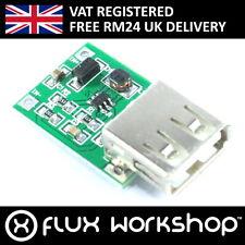 DC-DC USB Boost Module 0.9V 5V 500 600mA Compact Arduino Flux Workshop