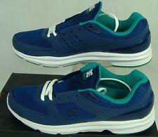 New Mens 8 DC Boost MC Blue Uni-Lite Leather Skate Shoes  $75