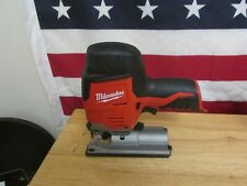Milwaukee M12 2445-20 12V Cordless Jig Saw.  Bare Tool Only 760