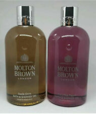 Molton Brown Suede Orris & Fiery Pink Pepper Bath & Shower Gel 300ml Gift Set