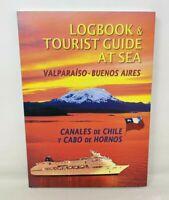 Norwegian Cruise Line NCL Freestyle Logbook & Tourist Guide at Sea Souvenir TT20