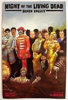 Night of Living Dead Comic ~ The BEATLES SGT PEPPER Album Parody ZOMBIE Cover