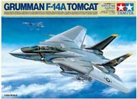 Tamiya Grumman 1:48 F-14A Tomcat Model Kit TM6114 JAPAN OFFICIAL IMPORT