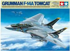 Tamiya Grumman 1:48 F-14A Tomcat Model Kit TM6114 JAPAN OFFICIAL IMPORT