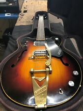 Vintage Gretsch Electric Guitar Model 6102 SN. 42202 Made 4-1972 #202  w/ Case