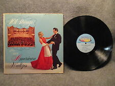 "33 RPM 12"" LP Record 101 Strings Play Hit American Waltzes Somerset P-6200 VG+"