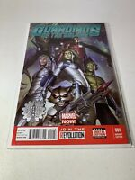 Guardians of the Galaxy #1 (2013) Limited Edition Comix Variant Marvel NM