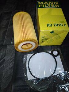 MANN HU7010Z Oil Filter ✓