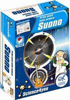 Gioco scientifico suono: costruisci il tuo strumento musicale - Science4you