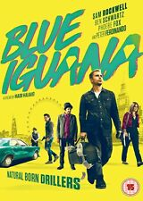 Blue Iguana [DVD]