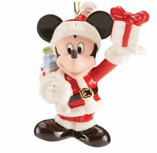 Lenox 2019 Merry Mickey Ornament
