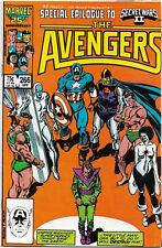 The Avengers #266 (MARVEL 1985) Secret Wars II