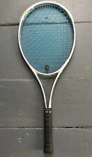 New listing Prince More Performance Response Tennis Racquet New Poly Strings, 4 3/8