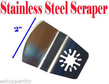 Scraper Oscillating Multi Tool Blades Disc Ridgid Craftsman Nextec Performax