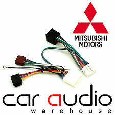 Connects2 CT10MT01 Mitsubishi Pajero 95 On Bluetooth Parrot SOT T-Harness ISO