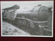 POSTCARD V2 CL;ASS LOCO NO 60860 'DURHAM SCHOOL' AT HEATON MOTIVE POWER DEPOT