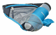 Trespass Wadi Water Bottle Bum Bag Belt Travel Towel Sports Aqua Pack Hydration