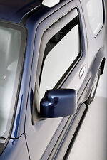 Genuine Suzuki Jimny Car Wind Deflector Door Set x2 New 00800-87530-000