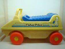 FISHER PRICE - TROTTEUR FP 989 - N° 989 - 1983 - JOUET ANCIEN -