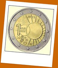 2 Euro Gedenkmünze Belgien 2013 - Meteorologisches Institut - Neu Lieferbar