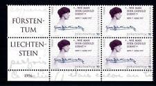 LIECHTENSTEIN - 1996 - Donne famose. La Principessa Nora Kinsky - Quartina