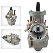 1X High Performance 30mm Carburetor With Power Jet Fits Motorcycle Scooter ATV