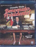 Blu-ray BENVENUTO PRESIDENTE con Claudio Bisio nuovo sigillato 2013