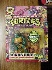 TMNT 2008 Original Michaelangelo MOC Teenage Mutant Ninja Turtles New Sealed
