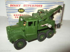 Dinky Scammell Diecast Tanks & Military Vehicles