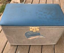 Cronstroms Cooler Marlin on Front possible Hamm's Beer promotion metal Vintage