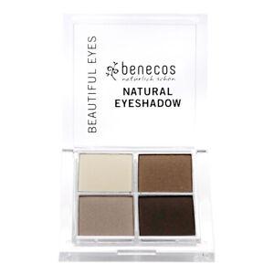 Benecos Quattro Eyeshow Coffee Cream 002