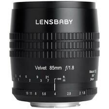Lensbaby Velvet 85 Nikon F Objektiv
