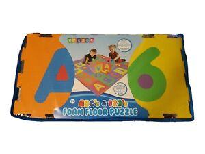 Verdes ABC's & 123's Foam Floor Puzzle