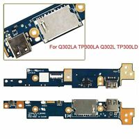 For ASUS Q302L Q302LA TP300 TP300L TP300LA 60NB05Y0-IO107 Power Button Board tbs