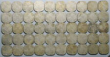 1946 India 1/2 Anna Roll of 50 Raj Britain Empire Coins (19092901R)